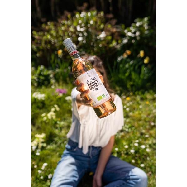 MUSCATE SEC 0,0% sans alcool muscat nez delicat